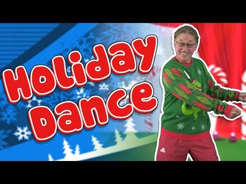Holiday Dance   Jack Hartmann
