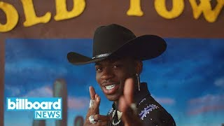 Lil Nas X Dominates the Hot 100 With Billy Ray Cyrus for the SEVENTH Week | Billboard News