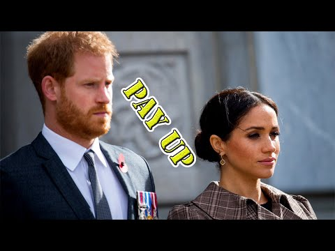 BREAKING: Harry And Meghan Get Ba-d News – Pay Up