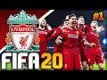 FIFA 20 ⚽ КАРЬЕРА ЗА ЛИВЕРПУЛЬ |#1| ЧЕМПИОНСКИЙ ПУТЬ ЛИВЕРПУЛЯ!!!