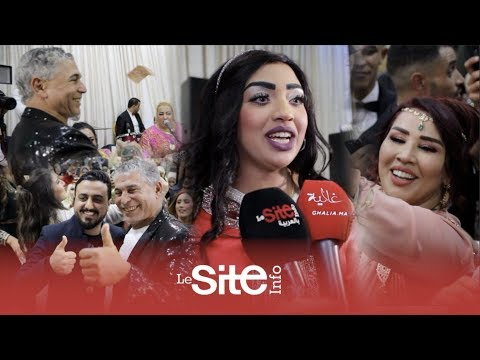 الستاتي يقدم 'الغرامة' للشيخات في حفل زفاف ابنته