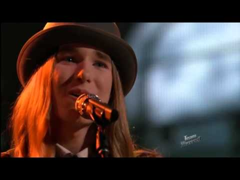 The Voice 2015 Sawyer Fredericks Top 8 Simple Man