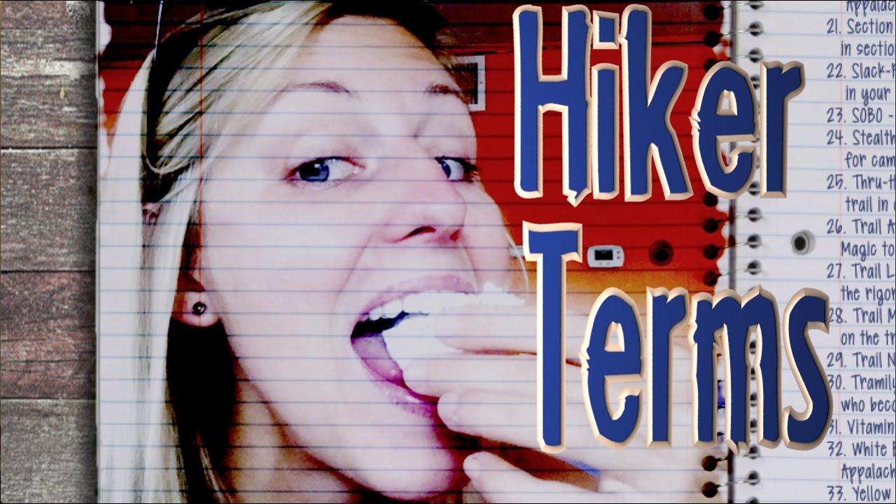 Hiker Terms