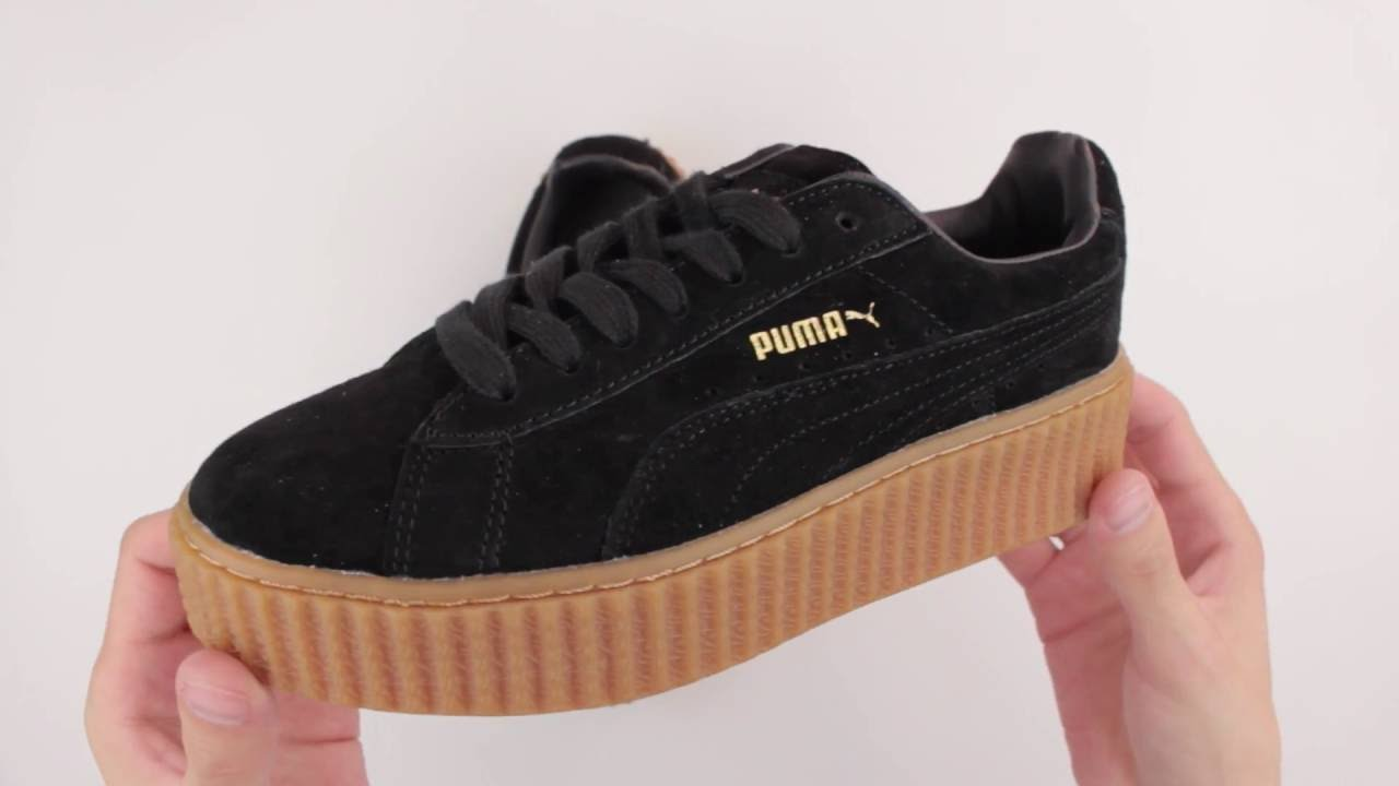Puma by Rihanna Review - YouTube