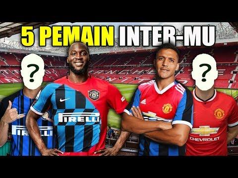 Selain Lukaku & Sanchez, 5 Pemain Ini Juga Pernah Berkostum Inter Milan Dan MU