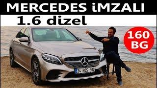 Mercedes 1.6 Dizel yaptı - 160 bg'lik C200d testi