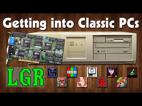 LGR - Choosing a Retro Gaming PC: What to Look For