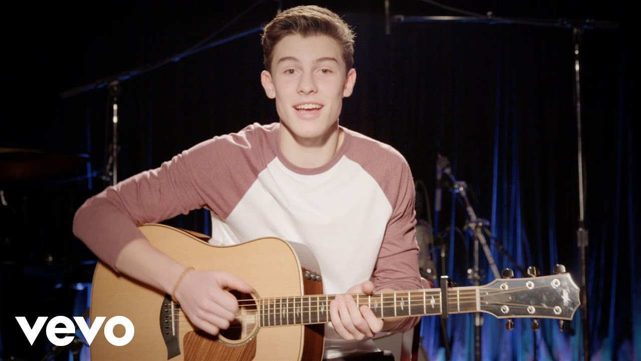 """Shawn Mendes: Learn To Play """"Life Of The Party"""" (Vevo"""