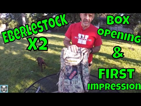 Eberlestock X2 Box Opening