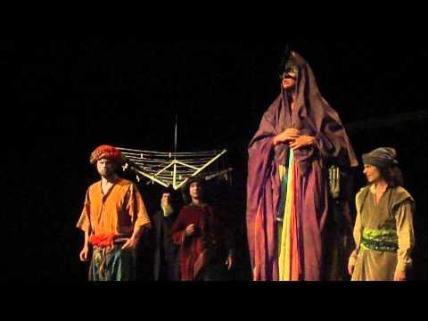 Solmaaz Adeli in der Oper Zumurrud von Francois-Pierre Descamps 1 Teil