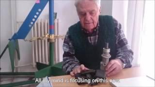 An interview with the artist Özdemir Altan( Alibeyköy Anatolian High School)