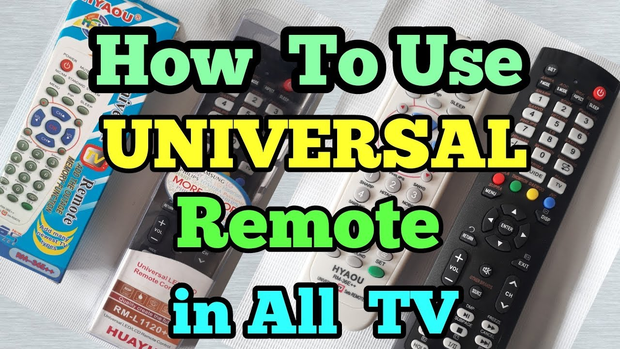 philips universal remote codes and