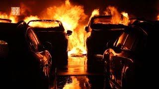 Veertien auto's verloren in vuurzee Waverveen - 0297.nl