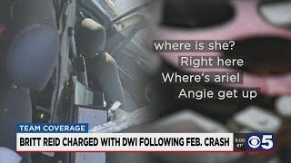 Britt Reid Charged With DWI Following Feb. Crash