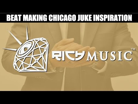 Making a Beat Inspired by Chicago Juke Music