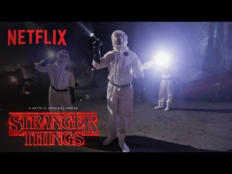 Stranger Things  Premiere Event HD  Netflix