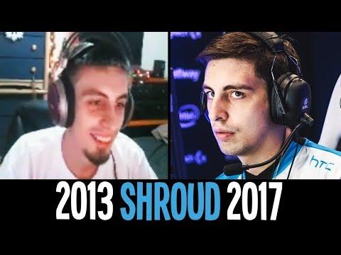 CS:GO - The Evolution Of SHROUD