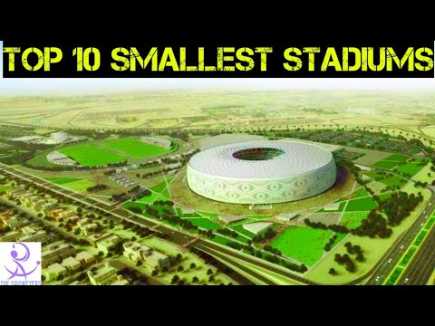 Top 10 Smallest Cricket Stadium in the World 2017