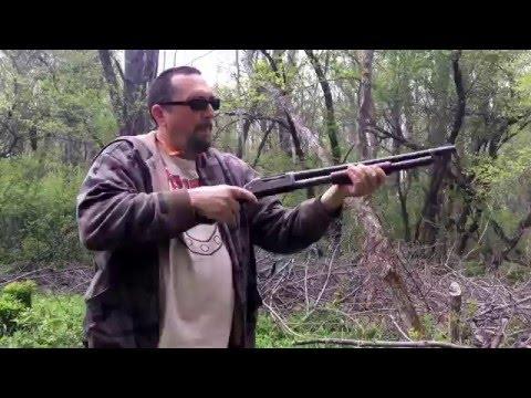 Winchester 1897 Secret Range Fun