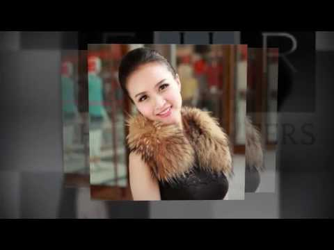 Buy Fur Coats and Jackets Online Store - YouTube