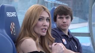PLAVI KVART, 1. emisija: Ivana Mišerić, Ante Ćorić 2017 Video