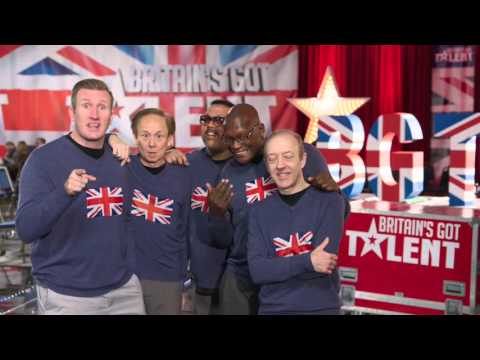 Old Men Grooving tell you how to audition Britain's Got Talent 2016