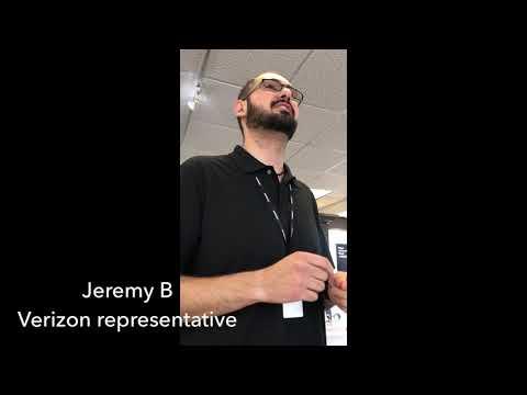 Verizon Sales Representative Job Experience