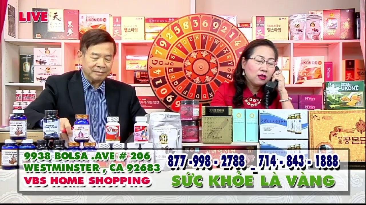 VBS Television Live Stream SỨC KHỎE LÀ VÀNG
