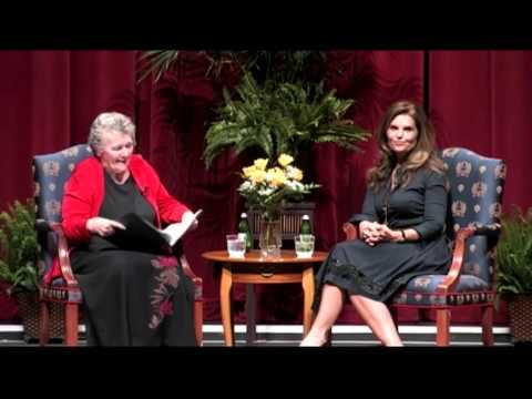 Architects of Change: Sister Joan Chitister & Maria Shriver