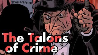 Twelve Days of Detective Comics Part Eleven - Case #803: The Talons of Crime!