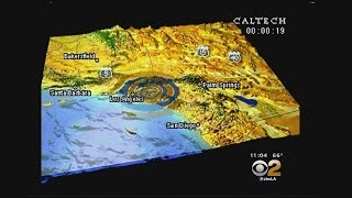 NASA JPL Scientists Predict 5.0 Or Greater Quake In Next 3 Years