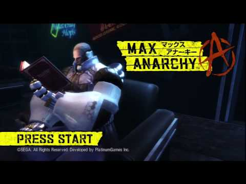 Max Anarchy OST - The Hand Of Science