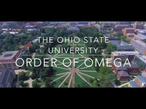 Order of Omega at The Ohio State University