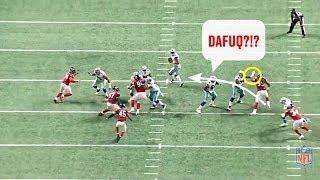Film Room: Adrian Clayborn's incredible six sack game versus Cowboys (Big Play Ep. 13)