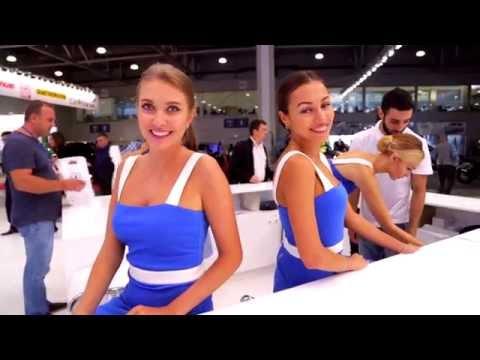 Changan at Moscow auto show MIAS 2016