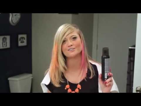 Мгновенная краска для волос Hot Huez Мелки для окраски волосиз YouTube · Длительность: 3 мин15 с  · Просмотры: более 2000 · отправлено: 16/10/2014 · кем отправлено: Anny Sasson