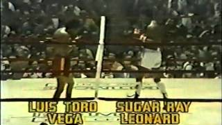 Ray Leonard (Pro Debut.)  vs Luis Vega.
