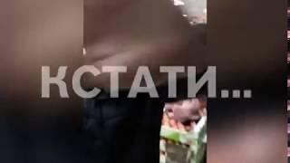 Утолить жажду украденной водкой пытался воришка в нижегородском магазине