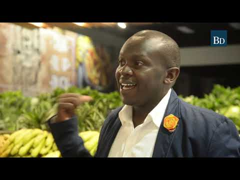 Naivas Supermarkets opens its 45th outlet at the Capital Centre