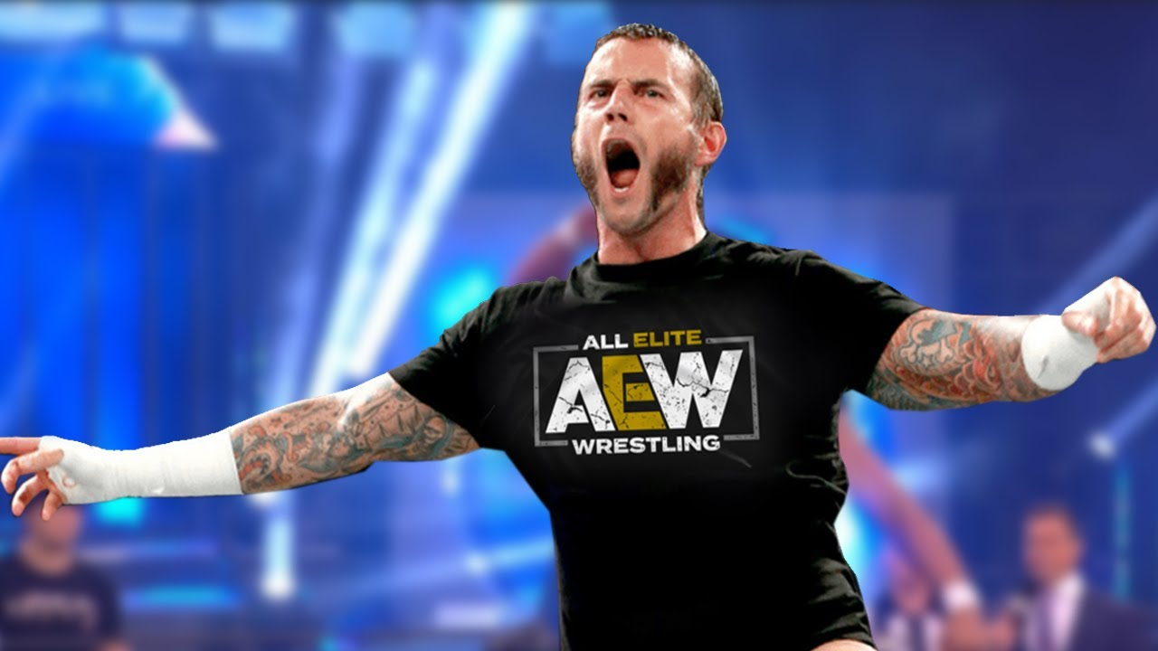 CM Punk Is All Elite...Signed...Snubs WWE...Wrestling News