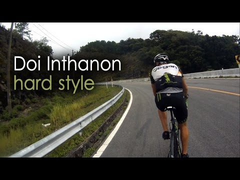The Hardest Cycling Climb in The World | Doi Inthanon North Side 3500m 220km BIKE VLOG