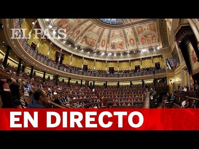 DIRECTO DEBATE DE INVESTIDURA | Turno de PNV, ERC, PDeCAT y el resto de formaciones