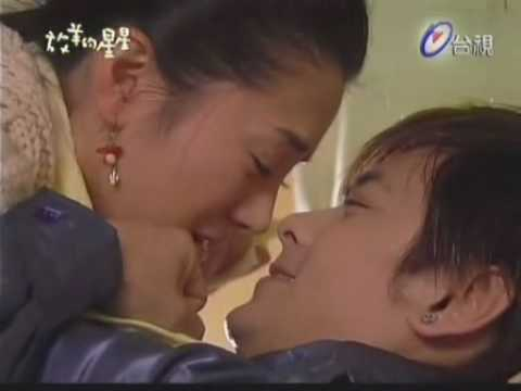My lucky star - kissing scene Ep 8