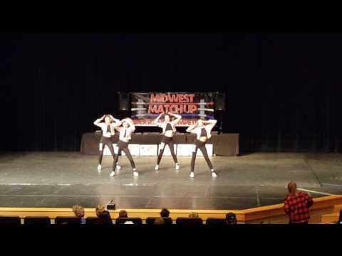 Nebraska Pride Seniors - Dance Inspiration Studio Competition Clogging Team
