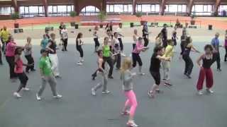 Jessica MELLET - AERO DANCE Version Longue - Move Your Fit 11 - Paris