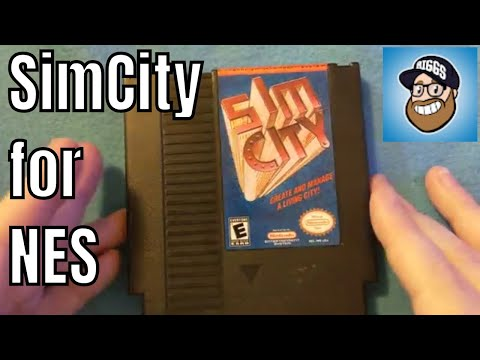 SimCity for NES ROM Dumped! How to Make a SimCity Repro