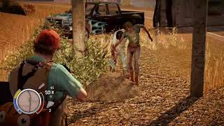 Double Zombie Kill of the Day in State of Decay