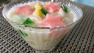 How to make NAM VAHN | Asian Fruit Cocktail Dessert | House of X Tia