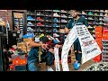 Millionaire Spends $100,000 Dollars on Shoe Shopping Spree!!!