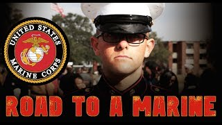 Road To A Marine | Parris Island Graduation